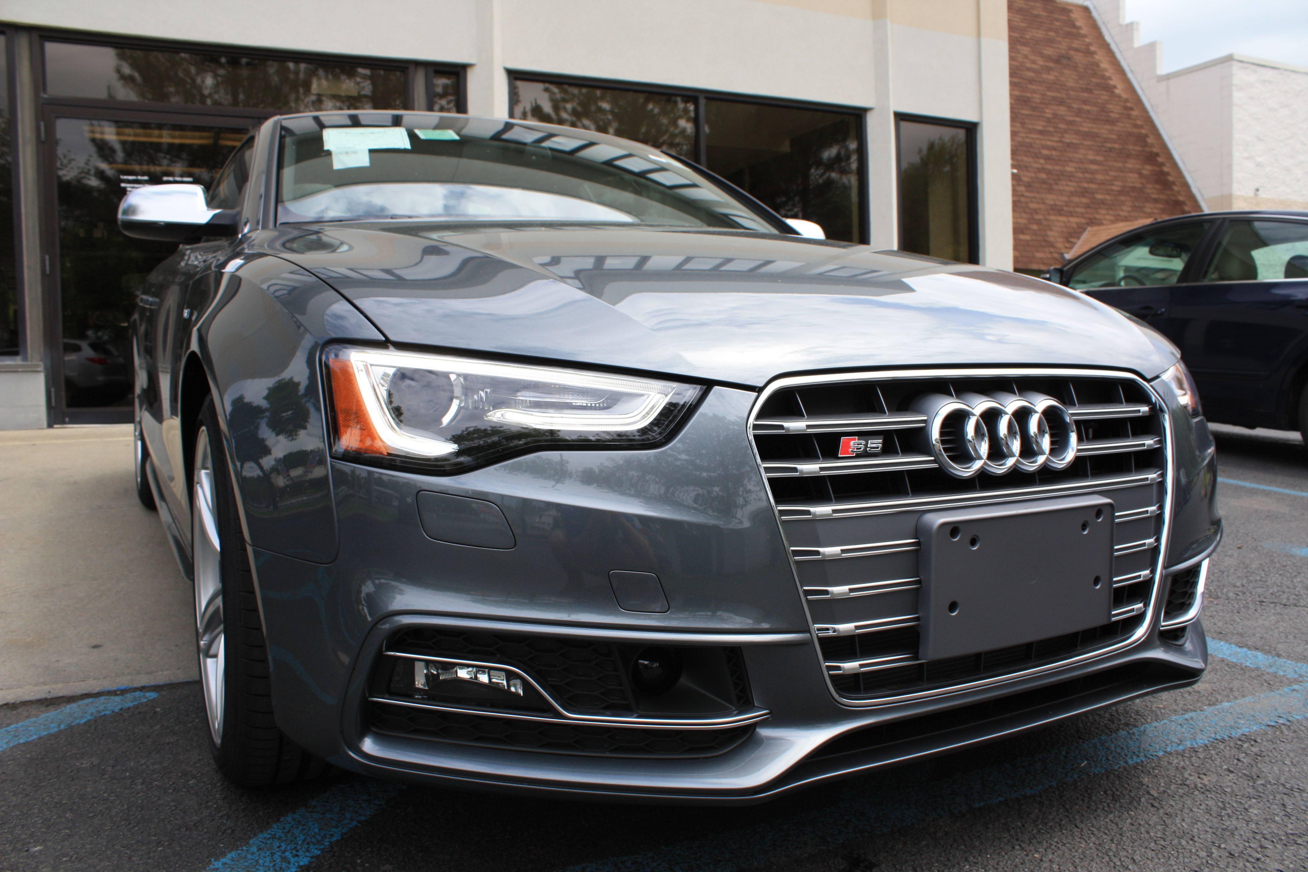 B And B Automotive >> 2013 Audi S5 – Test Drive – Limited Slip Blog