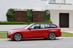 3 Series Sport Wagon Side 3/4