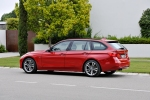 3 Series Sport Wagon Side Rear 3/4