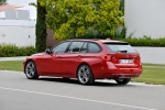 3 Series Sport Wagon Rear 3/4