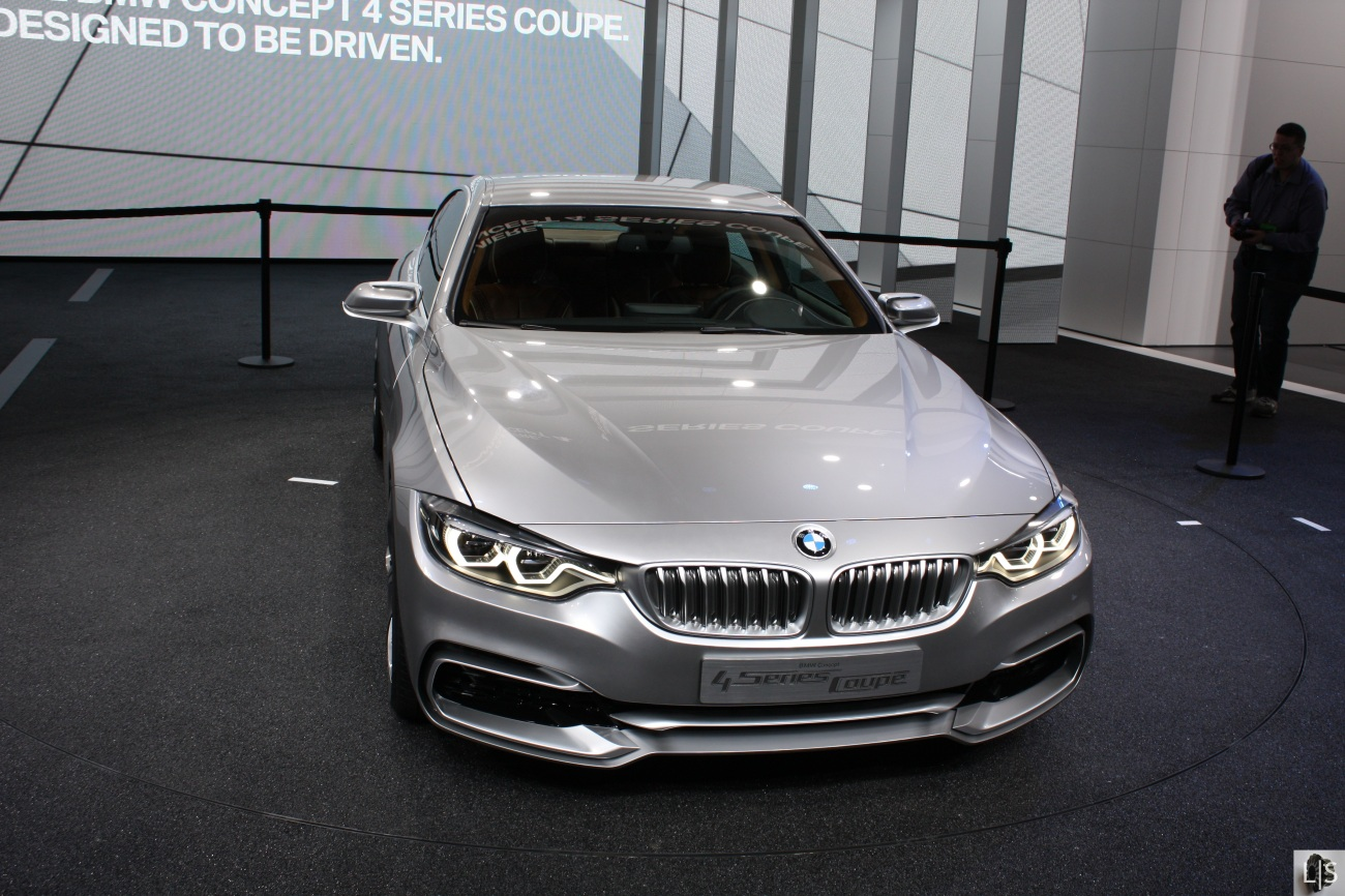 BMW 4 Series Concept 2