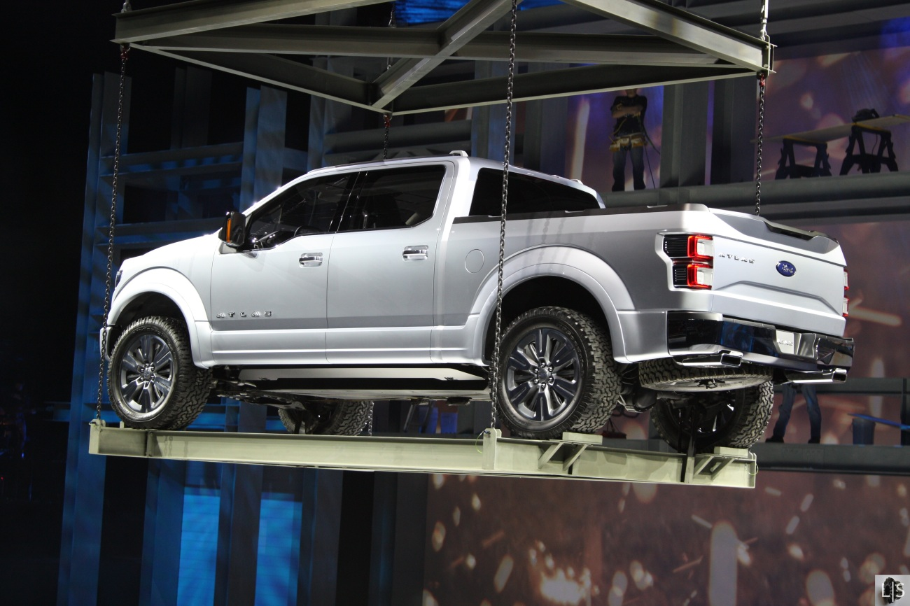 Ford Atlas Concept 2