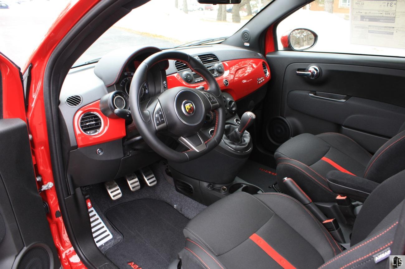 Fiat 500 Abarth 5