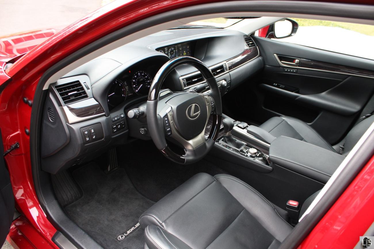 Lexus GS350 5