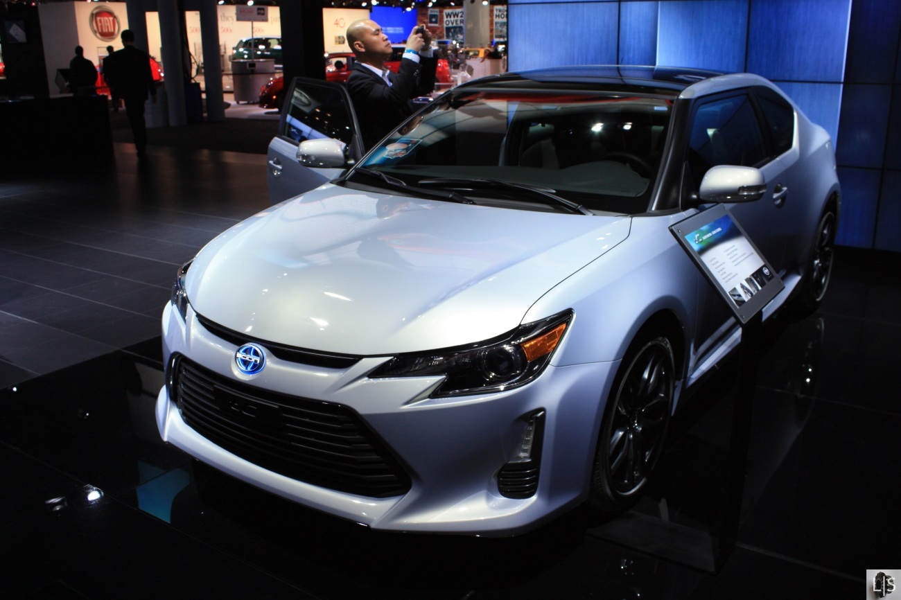 Scion TC 1