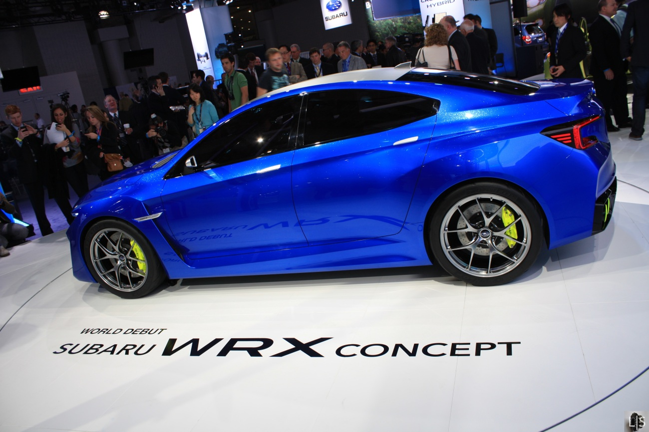 Subaru WRX Concept 2