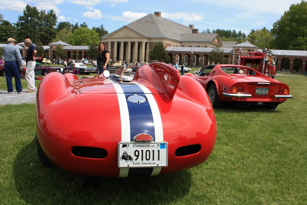 Ferrari 121 LM Spider 2