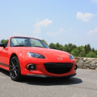 Ace of Spades: Mazda MX-5 Miata Club