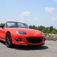 Ace of Spades: Mazda MX-5 Miata Club