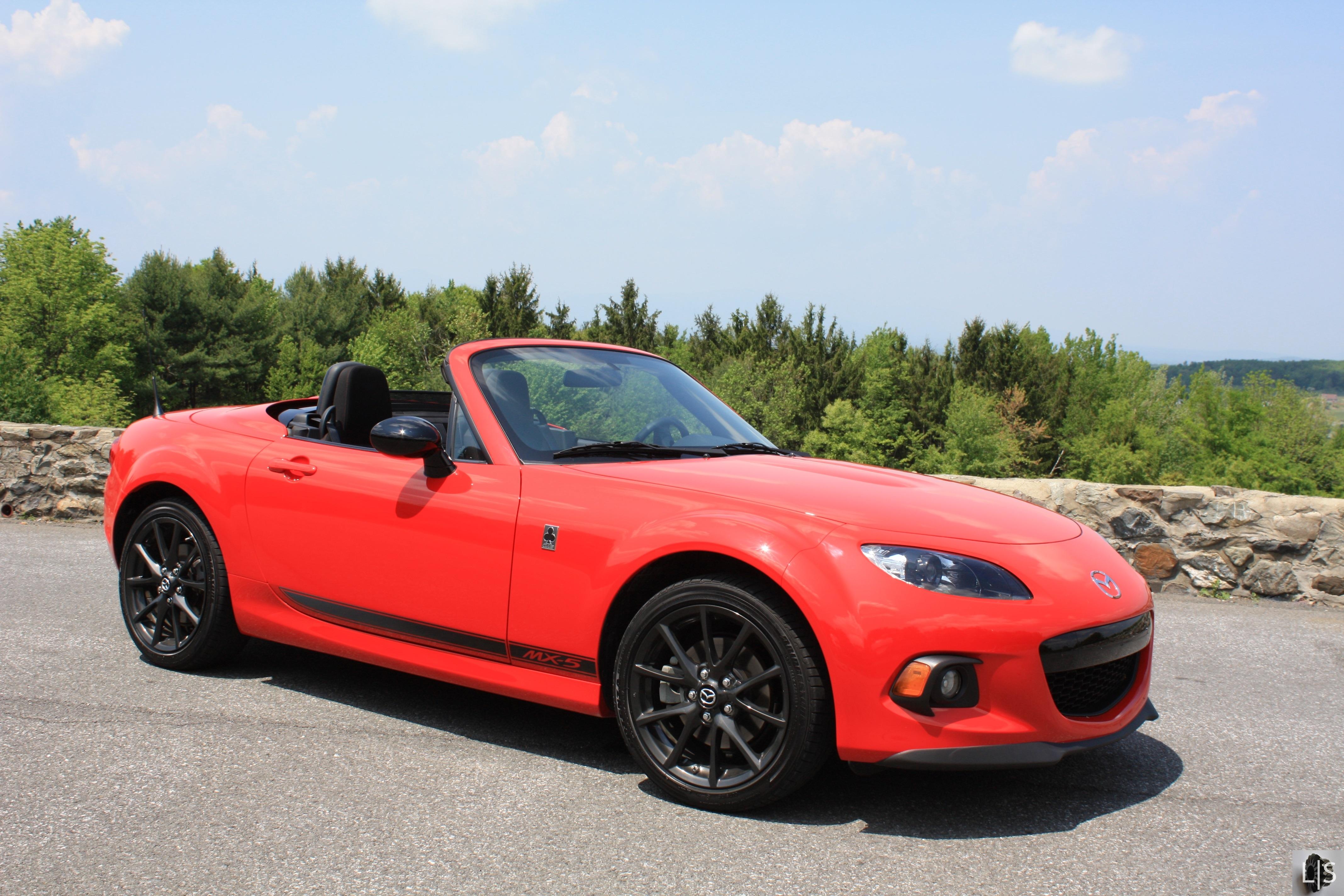 Mazda 3 Sport >> Ace of Spades: Mazda MX-5 Miata Club – Limited Slip Blog