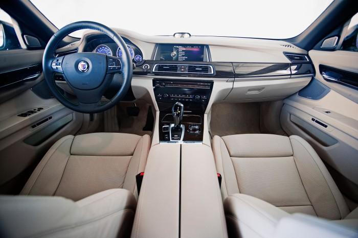 2013 Alpina B7 Sedan