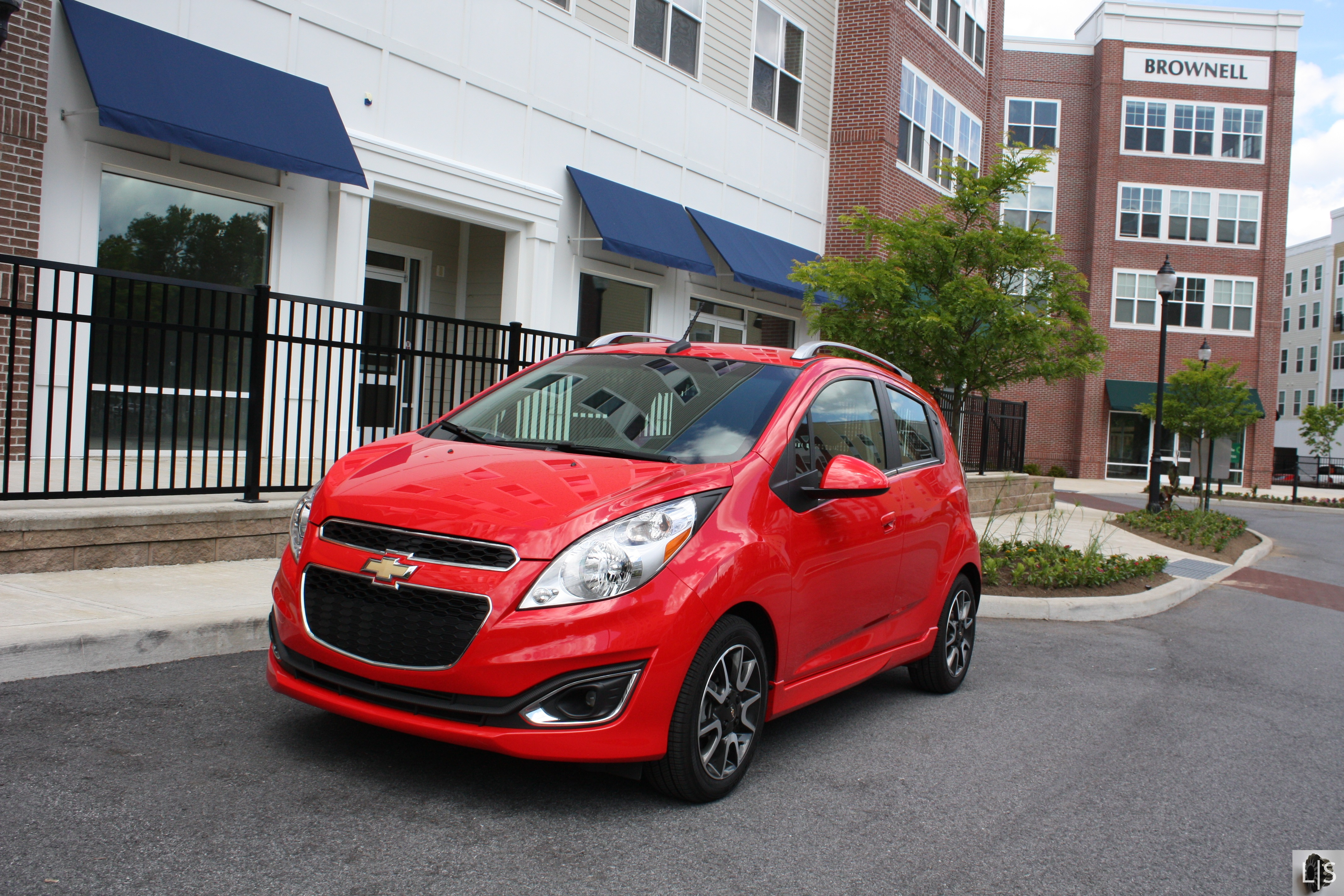 2013 Chevrolet Spark – Small Car, Big Personality – Limited Slip Blog