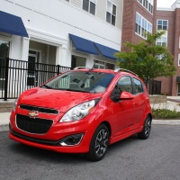 2013 Chevrolet Spark - Small Car, Big Personality