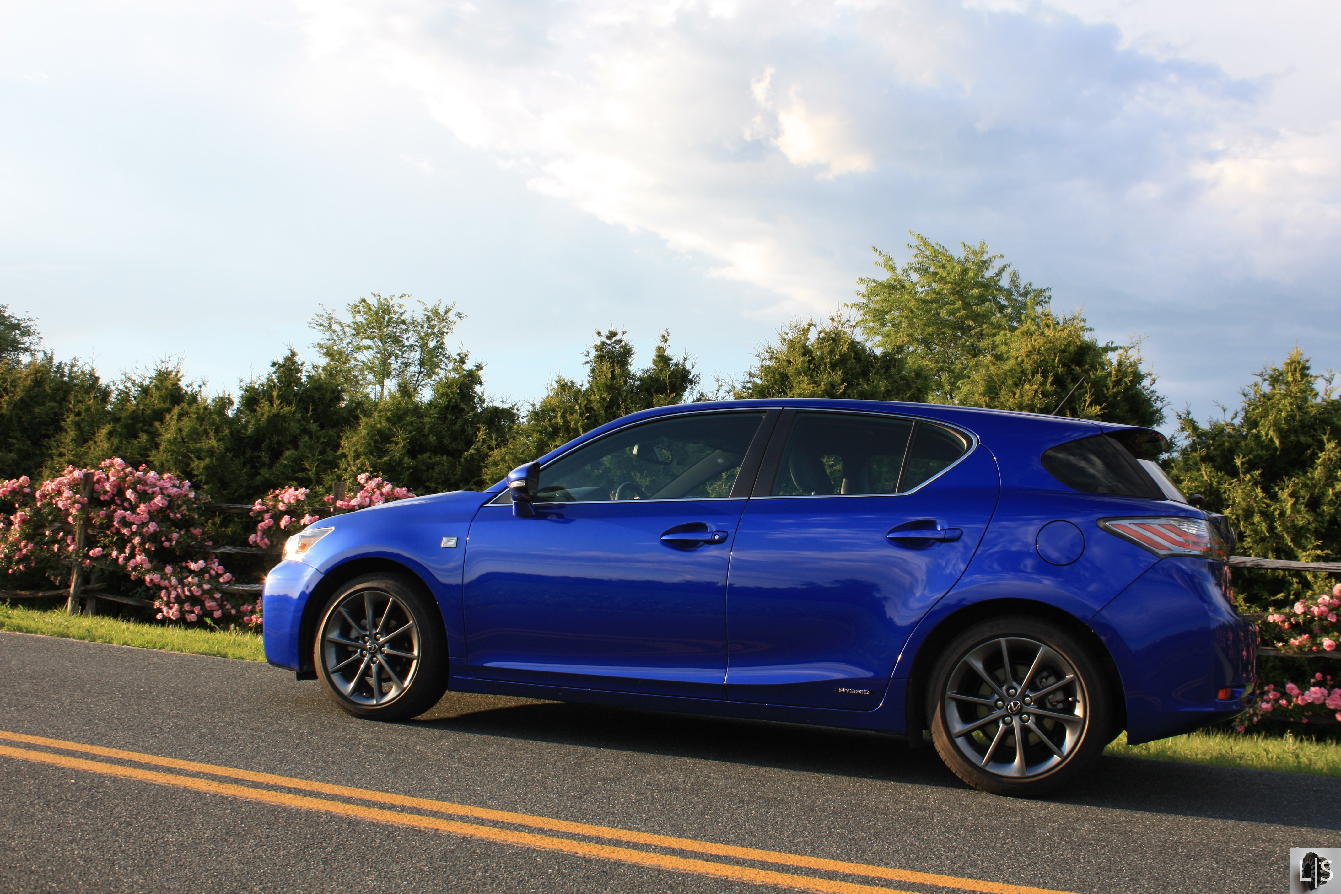 The 6th Man 2013 Lexus CT200h F Sport – Limited Slip Blog