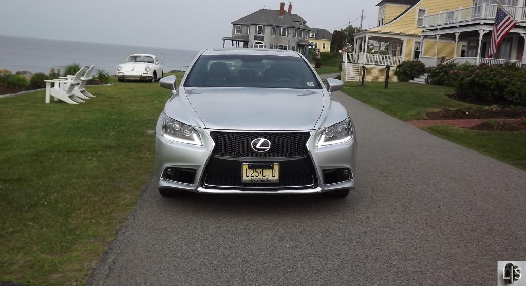 Lexus LS460 5