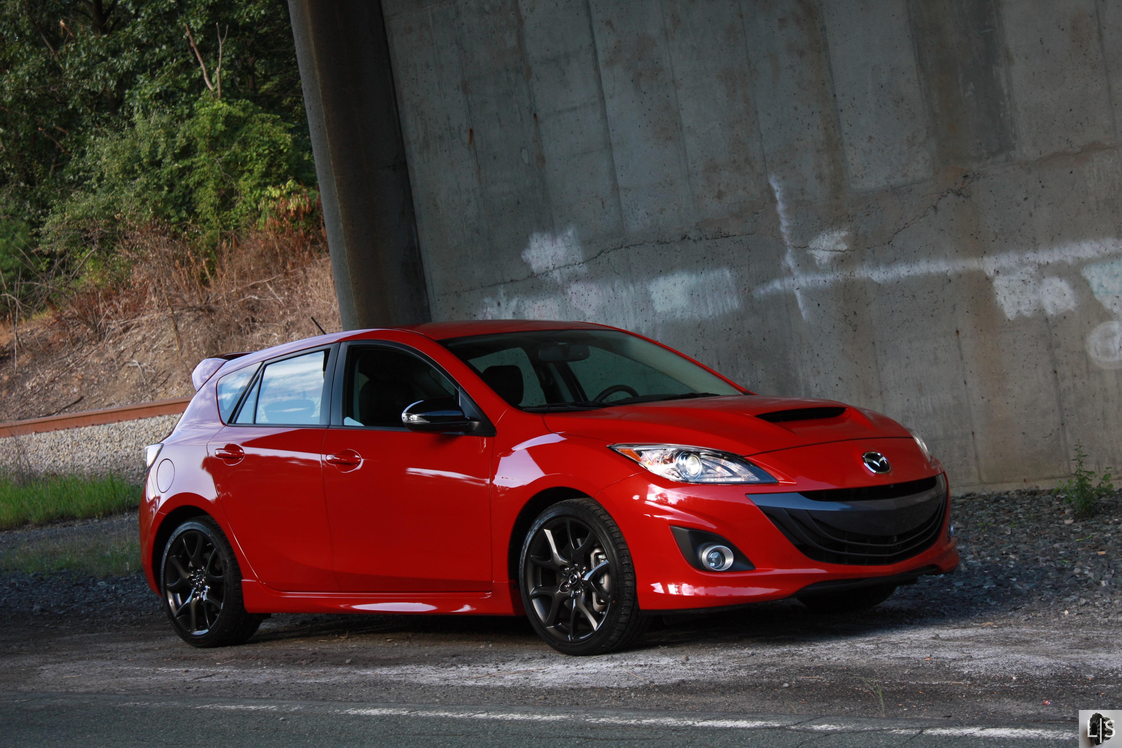 Wheels Mazda 3 U003eu003e 3 Turned Up To 11: 2013 Mazdaspeed 3 U2013 Limited