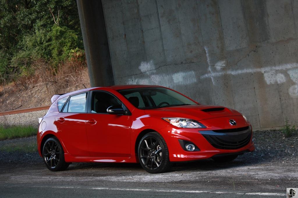 Mazdaspeed 3 2