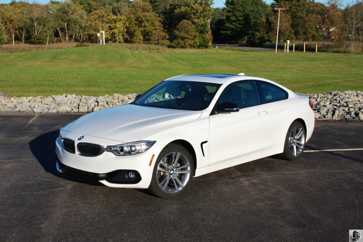 First Drive Bmw 428i Xdrive Limited Slip Blog