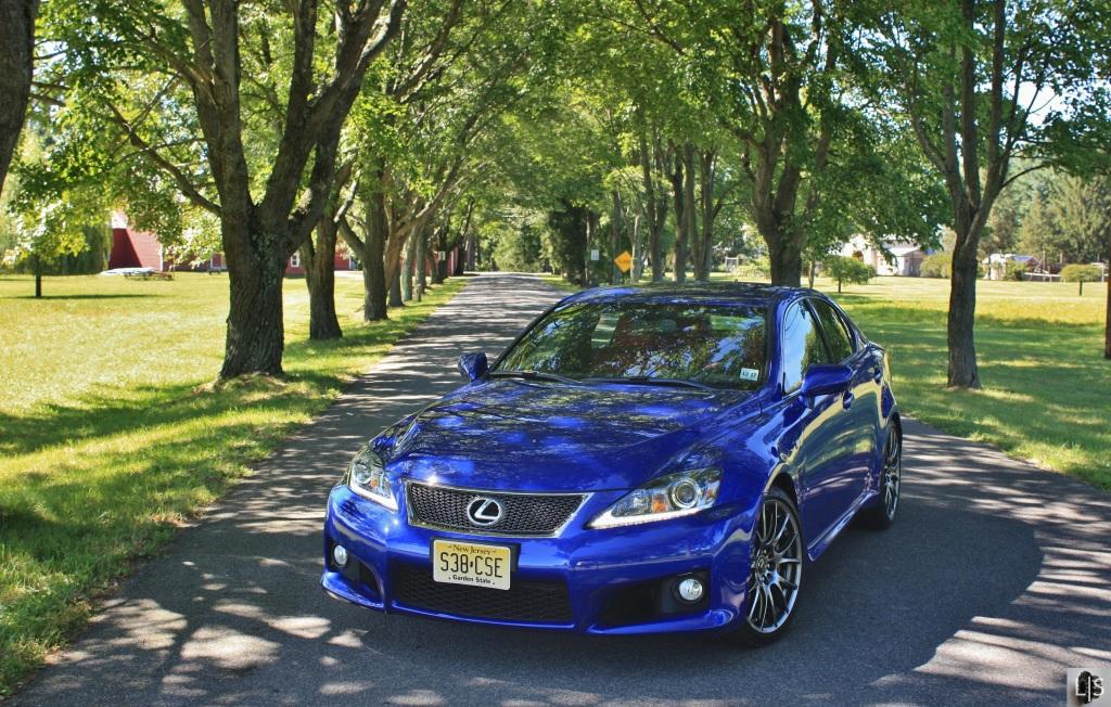 Lexus ISF 4