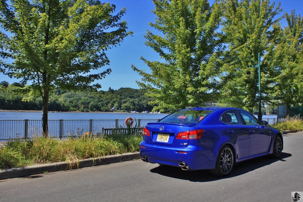 Lexus ISF 6
