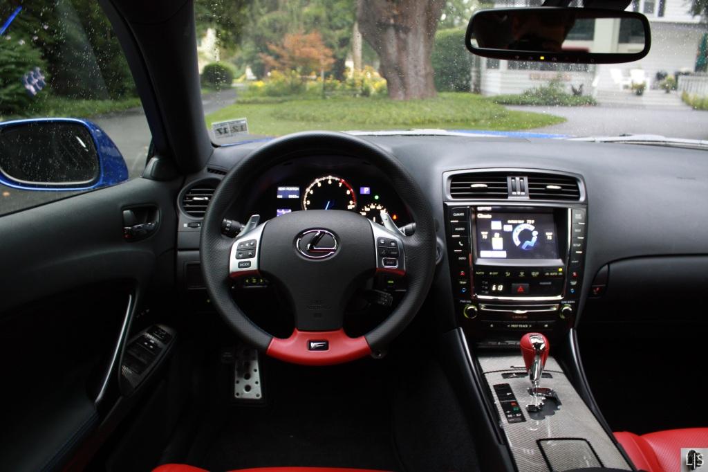 Lexus ISF 8