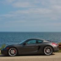 Precision: 2014 Porsche Cayman S