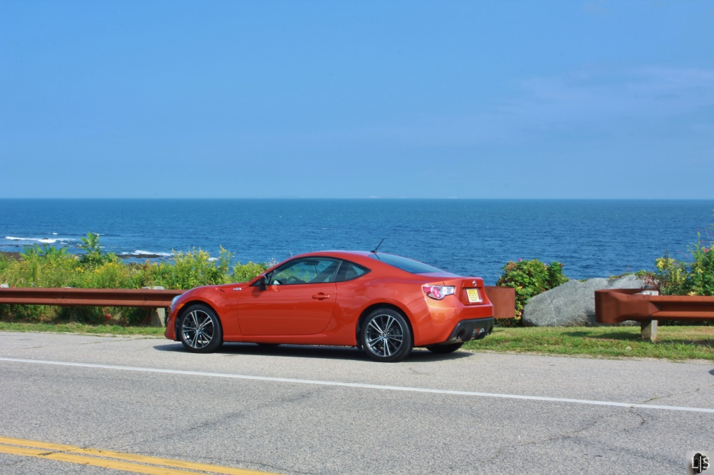 Scion FRS 5