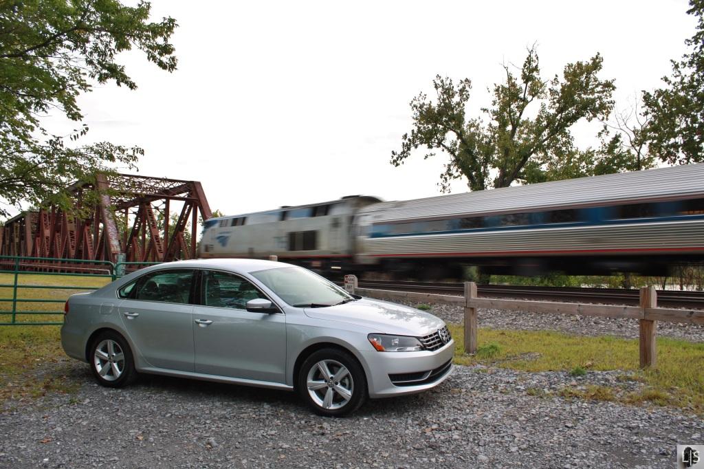 VW Passat TDI 1