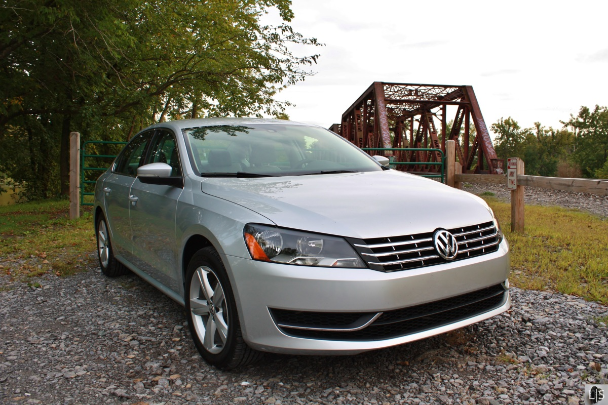 The Euro Option: 2013 VW Passat TDI SE – Limited Slip Blog