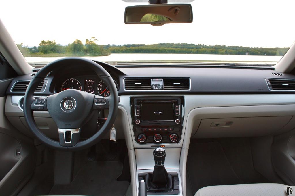 VW Passat TDI 8