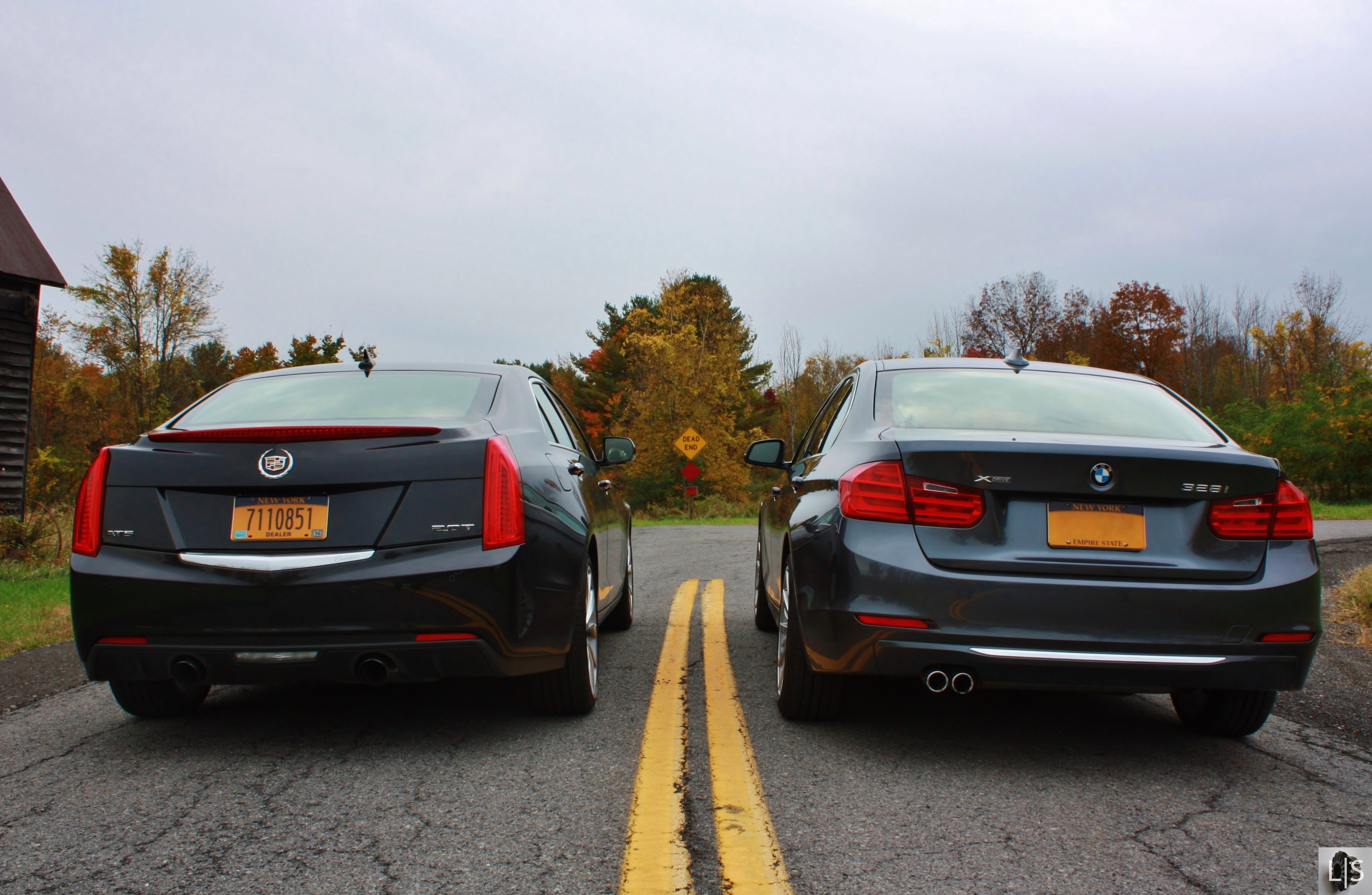 Gray Space: Cadillac ATS 2.0T vs. BMW 328i – Limited Slip Blog