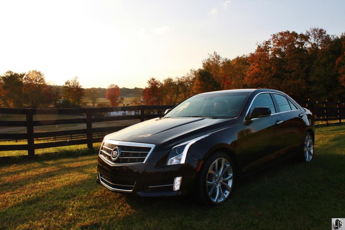 Cadillac Ats on Audi A4 Lights