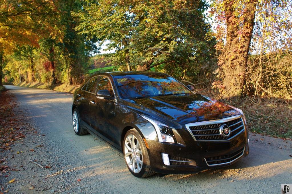 Cadillac ATS 4