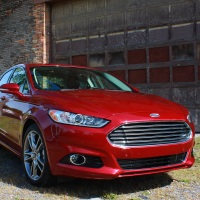 Go Your Own Way: 2013 Ford Fusion Titanium