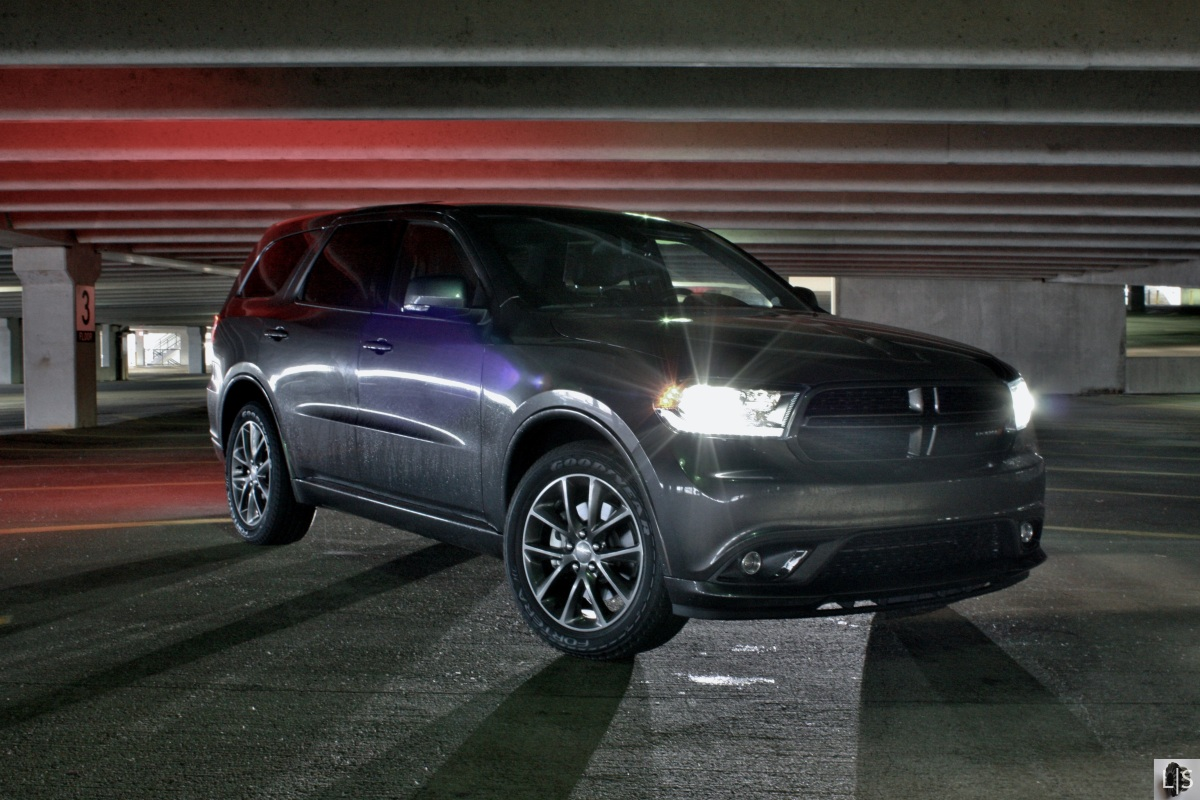 2013 Dodge Durango Rt >> The Intimidator: 2014 Dodge Durango R/T – Limited Slip Blog