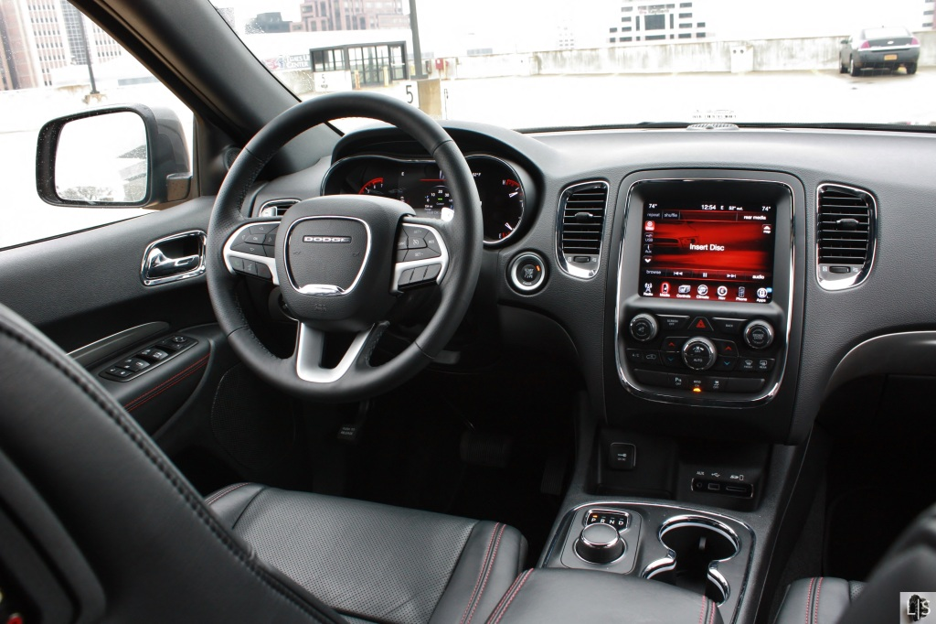 The Intimidator: 2014 Dodge Durango R/T – Limited Slip Blog