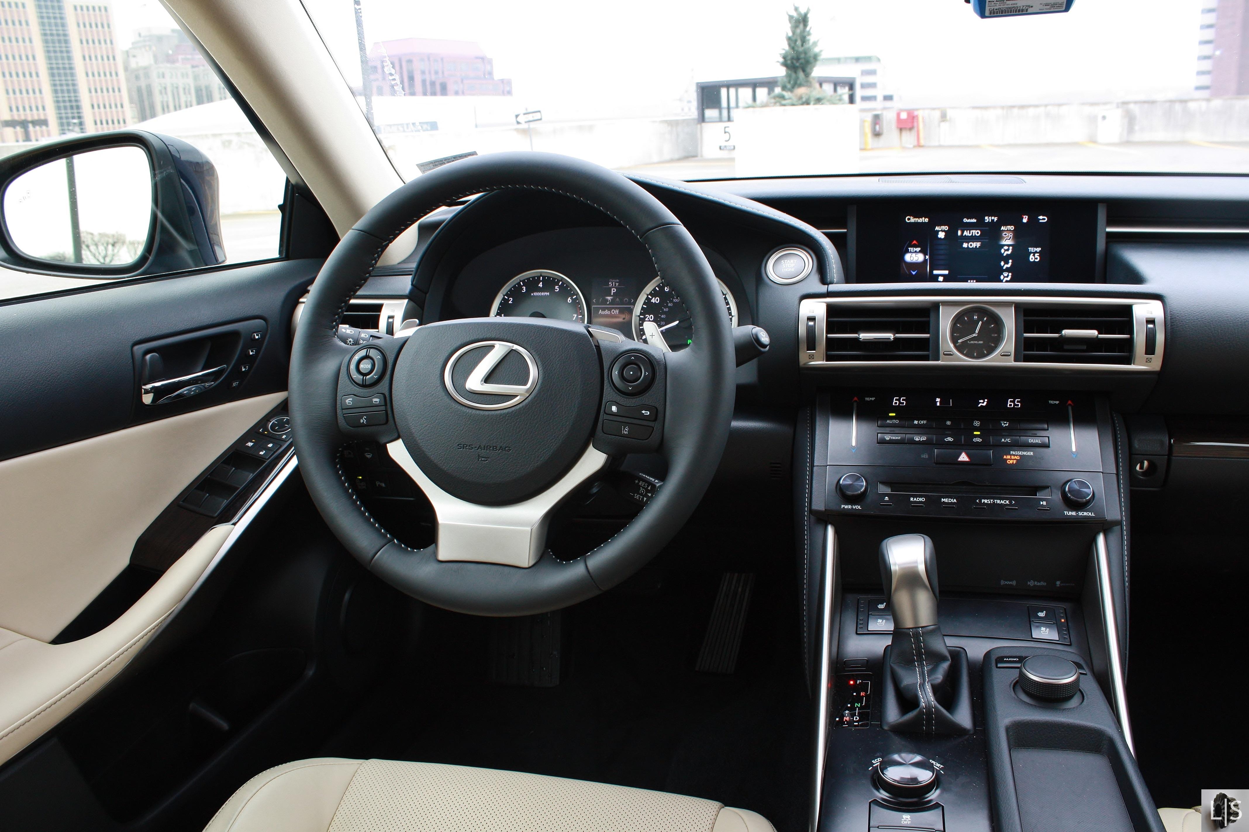 Remote touch vs Dial Knob 2014 IS350 F Sport ClubLexus Lexus