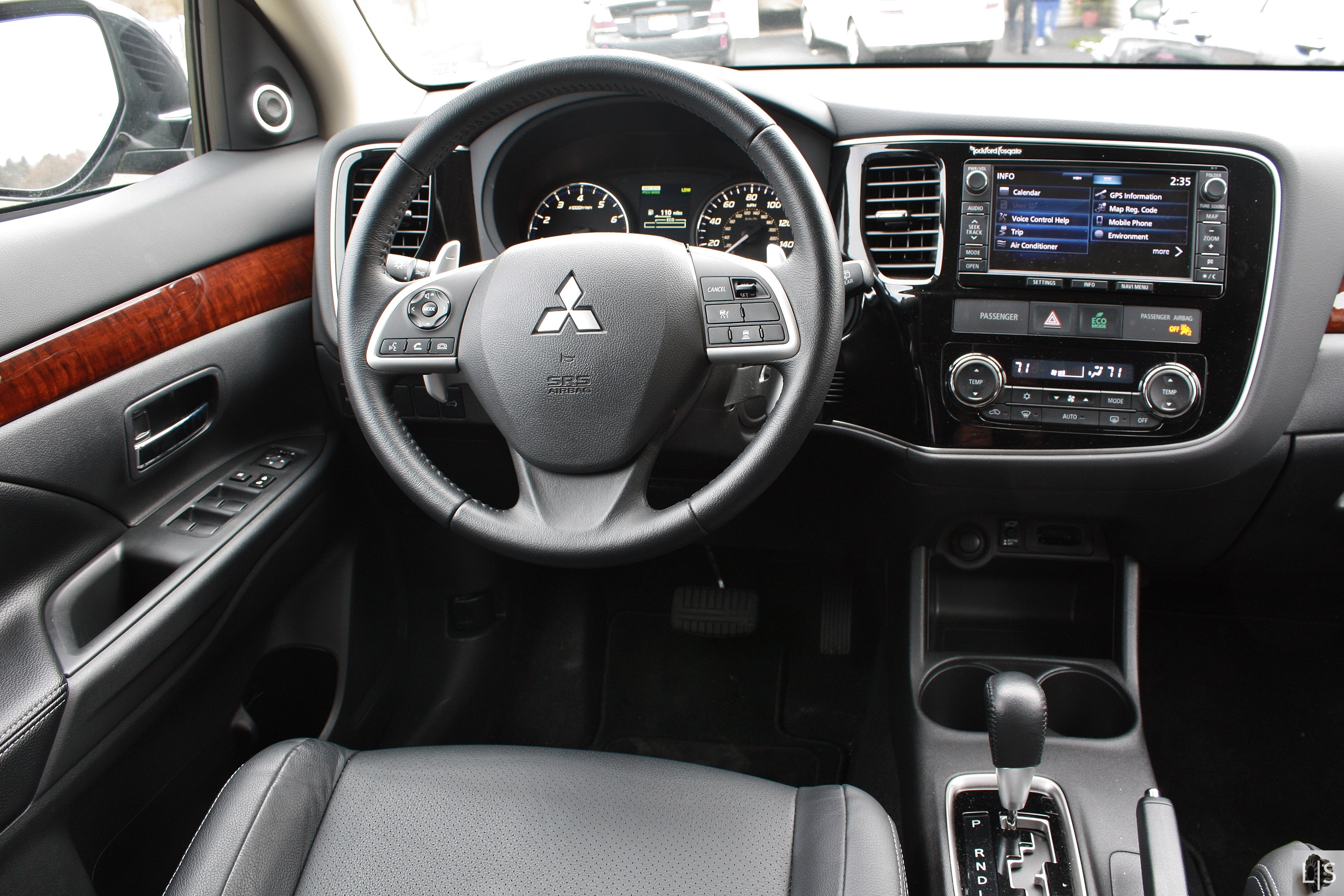 Toss Up: 2014 Mitsubishi Outlander – Limited Slip Blog
