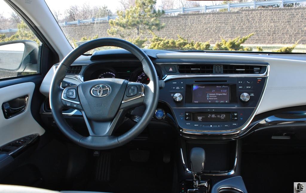 Toyota Avalon 5