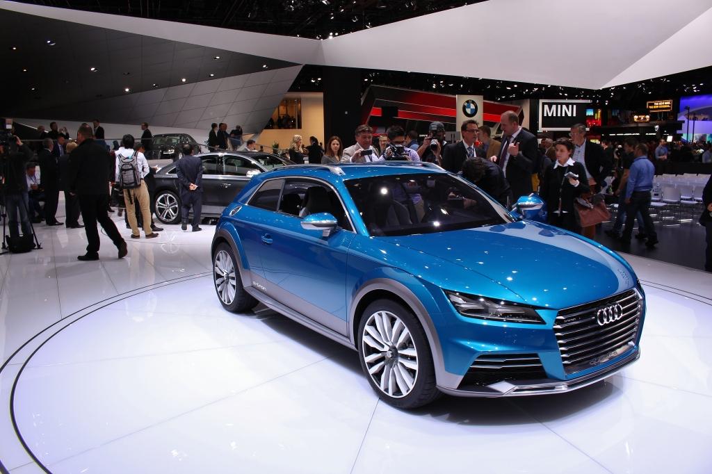 Audi Allroad SB Concept 1