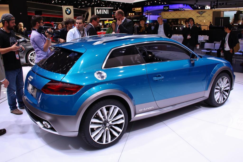 Audi Allroad SB Concept 2