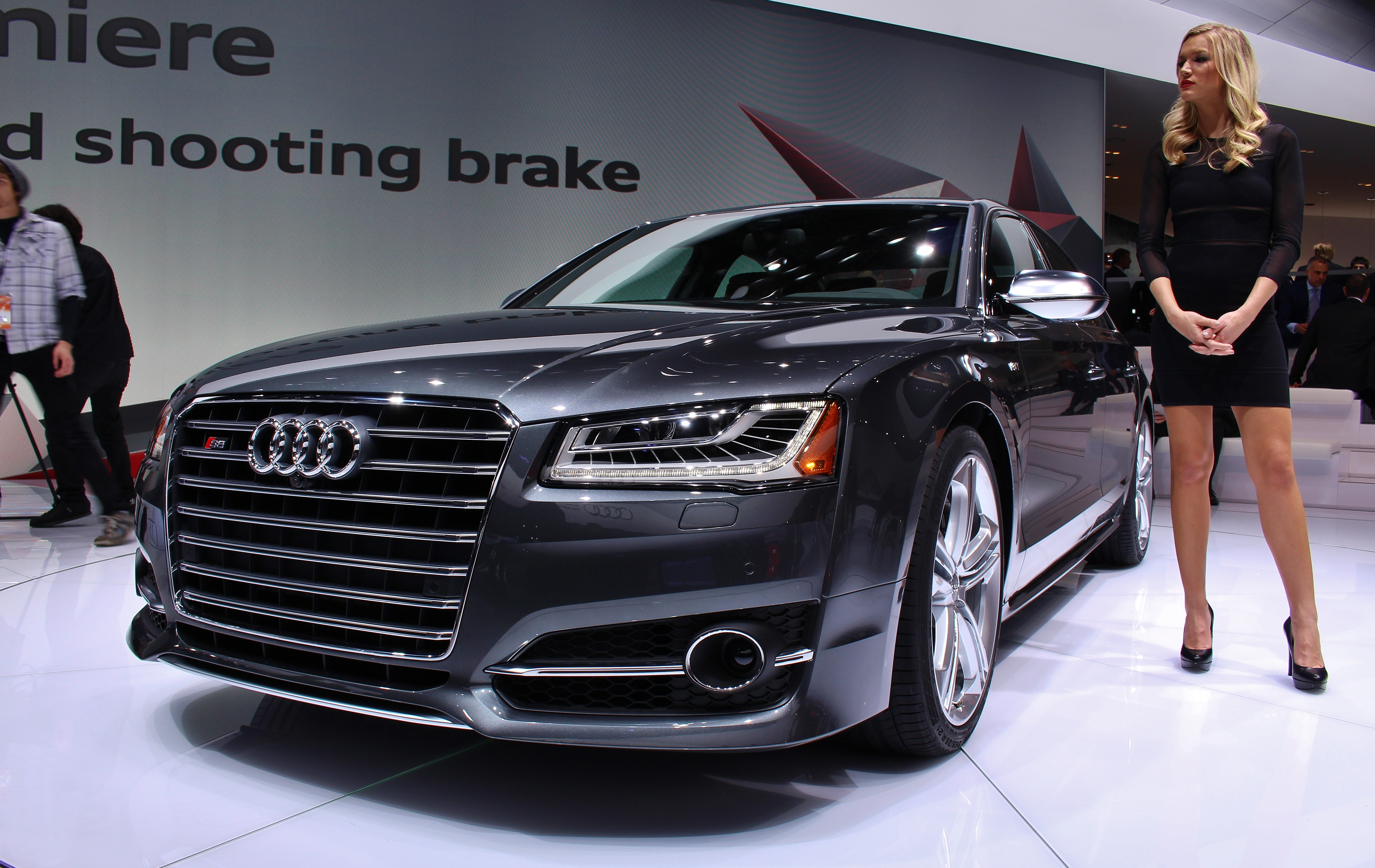 NAIAS 2014 Day 1: The Reveals – Limited Slip Blog