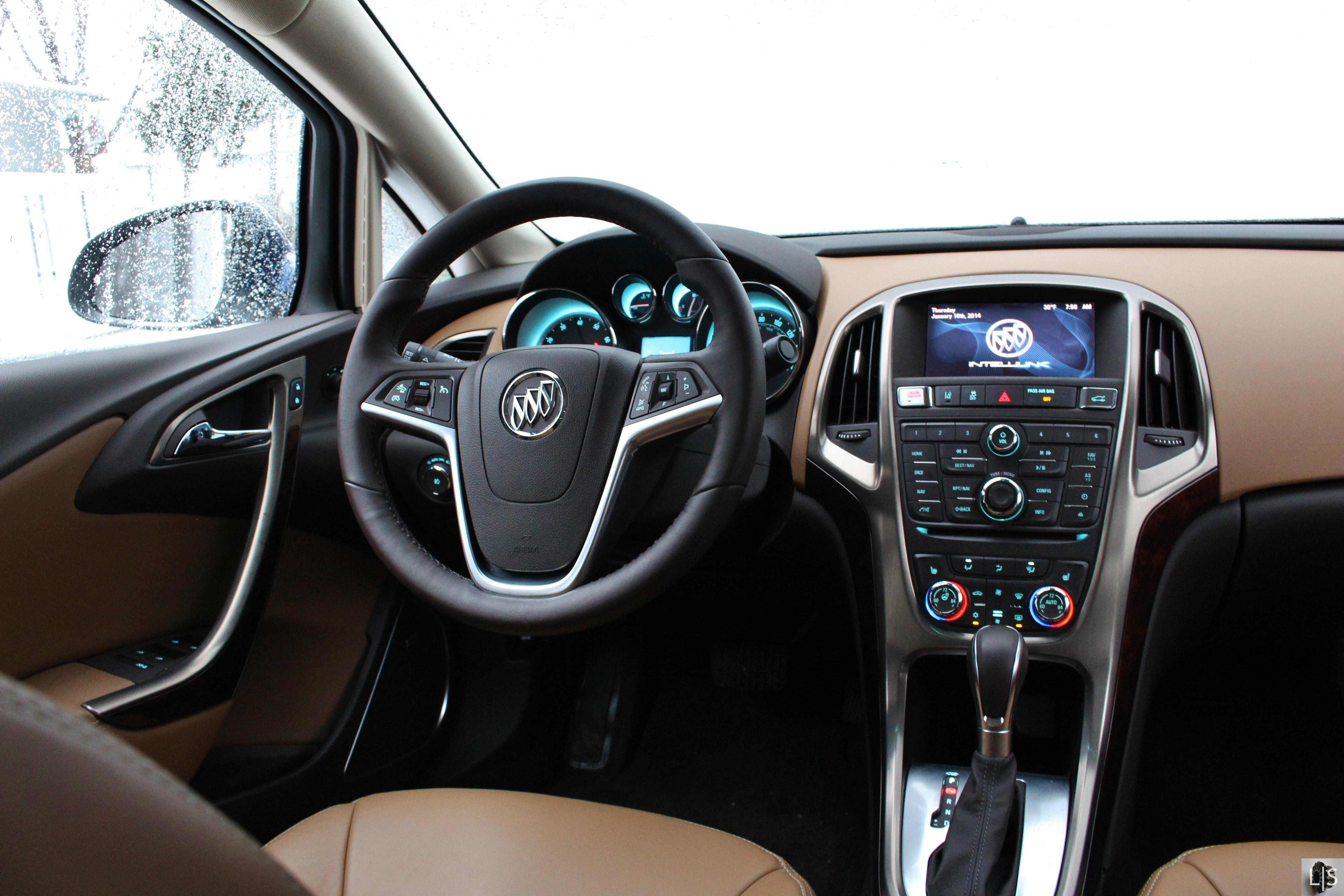 Car And Driver  Buick Verano
