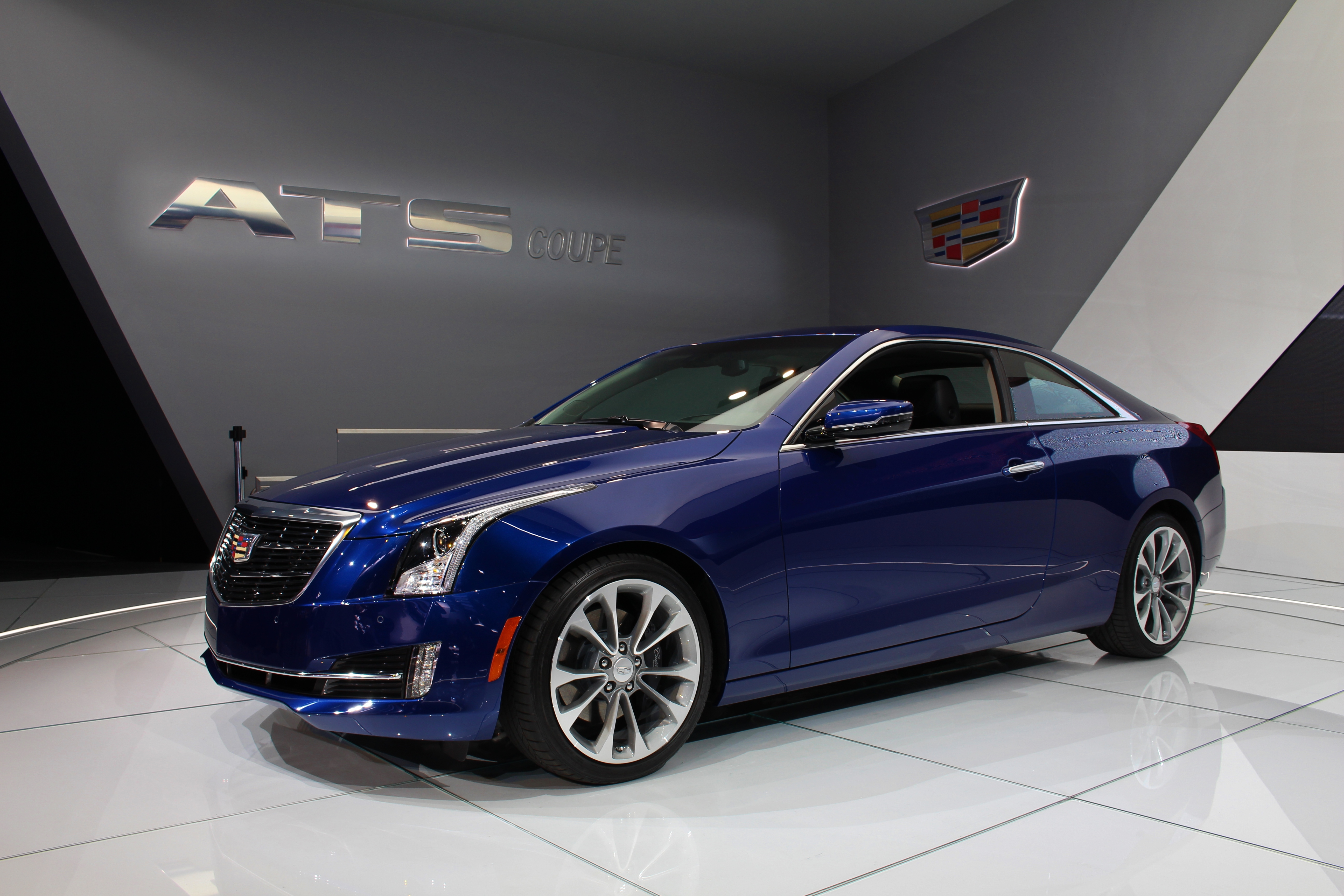 2013 Cadillac Ats 2.0 L Turbo >> Used 2016 Cadillac Ats 2 0l Turbo Luxury Collection For Sale In North | Adanih