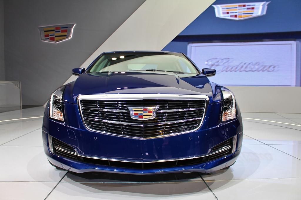 Cadillac ATS Coupe 3