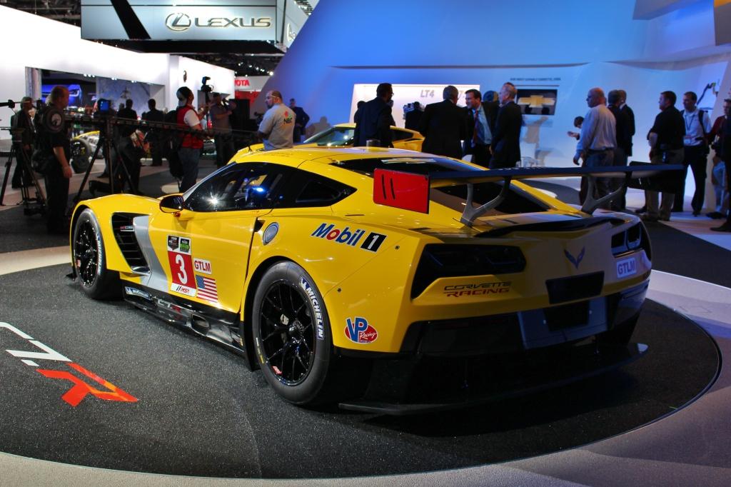 Corvette C7R 3