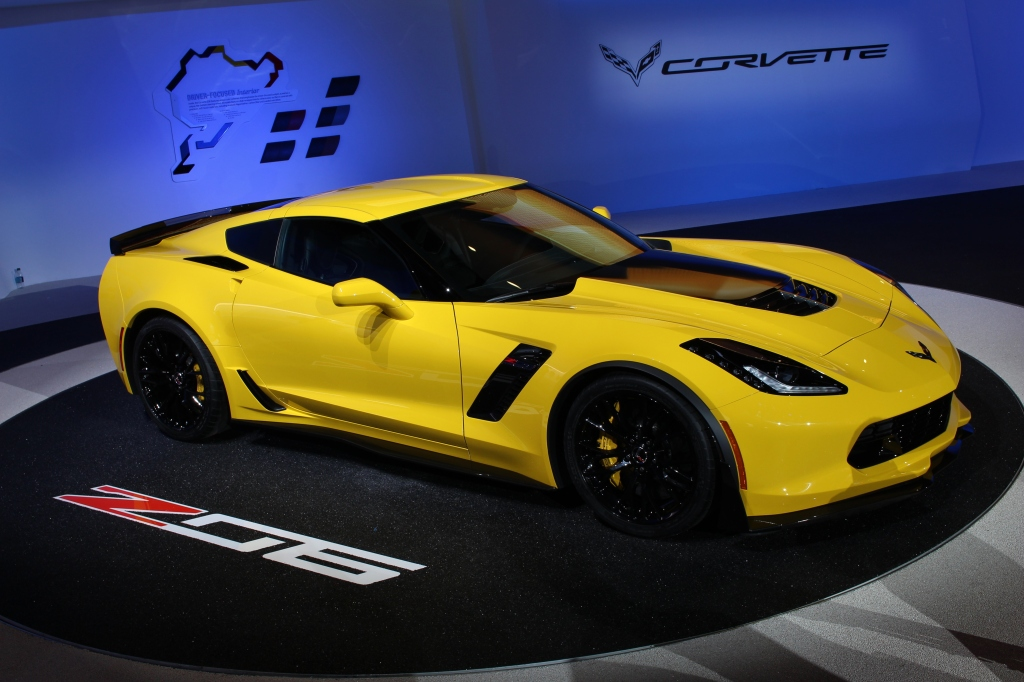 Corvette Z06 1