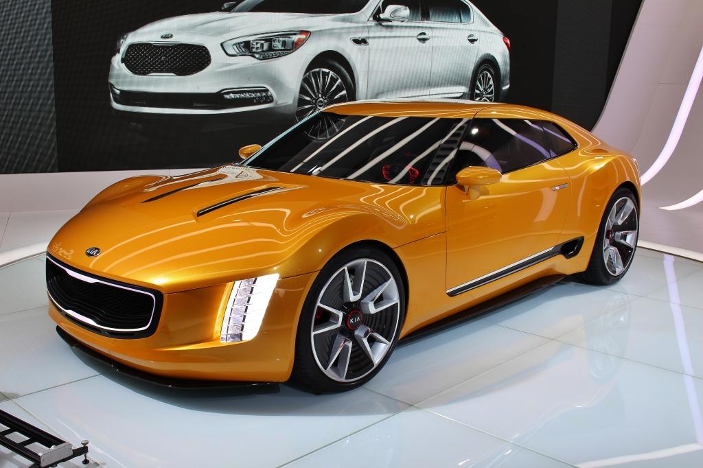 Kia GT4 Concept 1
