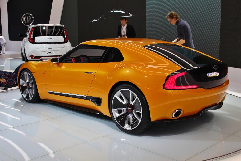 Kia GT4 Concept 2