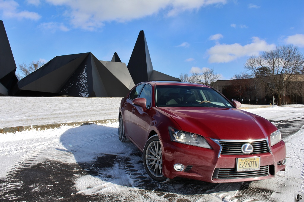 Lexus GS450h 2
